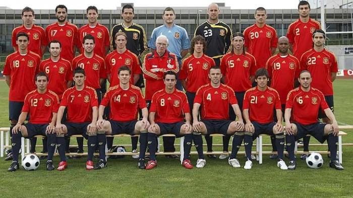 Spain 2008